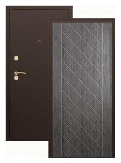 сейф-двери misteri SM 22-W1