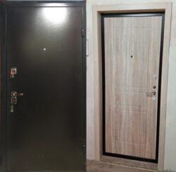 Сейф-Дверь сталь 3мм
