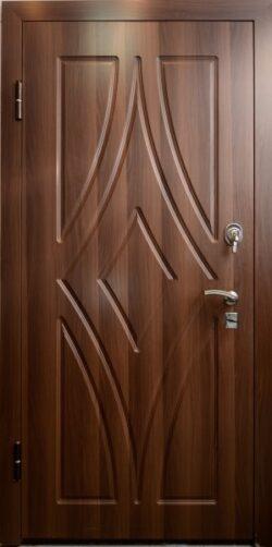 сейф дверь с двух сторон мдф